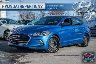 Used 2017 Hyundai Elantra GL **A/C, MAGS, SIEGES ET VOLANT CHAUFFANT, ** for sale in Repentigny, QC