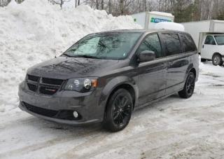Used 2019 Dodge Grand Caravan CUIR MAGS GT STOW&GO for sale in St-Jérôme, QC