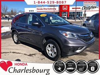 Used 2016 Honda CR-V LX 2RM **37 255 KM**0 ACCIDENT** for sale in Charlesbourg, QC