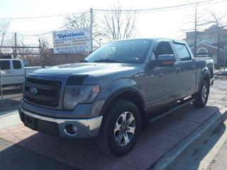Used 2014 Ford F-150 FX4 for sale in Whitby, ON