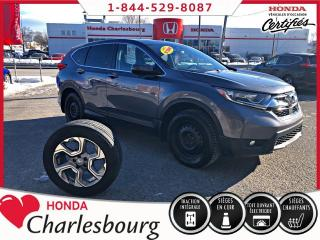 Used 2017 Honda CR-V EX-L AWD **AUCUN ACCIDENT** for sale in Charlesbourg, QC