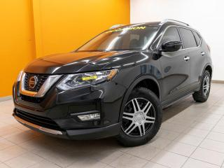 Used 2018 Nissan Rogue SV AWD BLUETOOTH CAMÉRA *SIÈGES CHAUFFANTS* for sale in Mirabel, QC