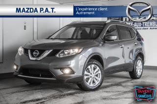Used 2016 Nissan Rogue AWD,AUTOMATIQUE,CAMÉRA DE RECUL,TOIT PANO,GPS for sale in Montréal, QC
