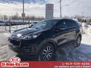 Used 2018 Kia Sportage EX Traction Intégrale for sale in Shawinigan, QC