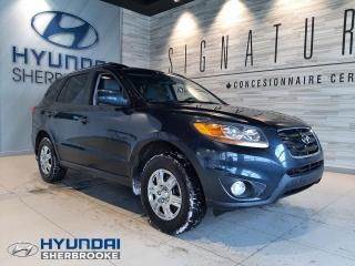 Used 2010 Hyundai Santa Fe GL V6 3.5 2WD AIR BLUETOOTH CRUISE HITCH for sale in Sherbrooke, QC
