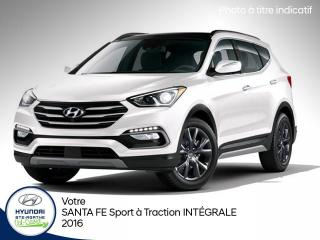 Used 2016 Hyundai Santa Fe Sport Premium à Traction INTÉGRALE for sale in Val-David, QC