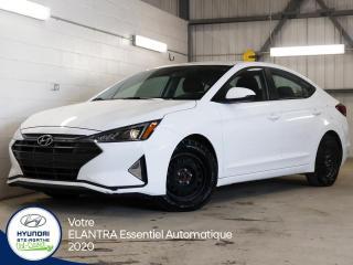 Used 2020 Hyundai Elantra Essentiel for sale in Val-David, QC