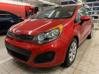 Used 2014 Kia Rio *LX+*A/C* for sale in Québec, QC