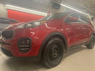Used 2017 Kia Sportage KIA SPORTAGE *LX*SIEGES CHAUFF*CRUISE* for sale in Québec, QC
