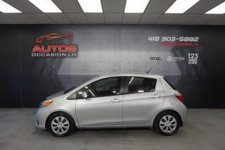 Used 2013 Toyota Yaris LE AUTOMATIQUE A/C BLUETOOTH DÉMARREUR 155 510 KM for sale in Lévis, QC