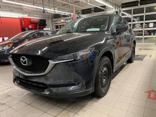 Used 2018 Mazda CX-5 *GT*TOIT OUVRANT*CUIR*BLUETOOTH* for sale in Québec, QC