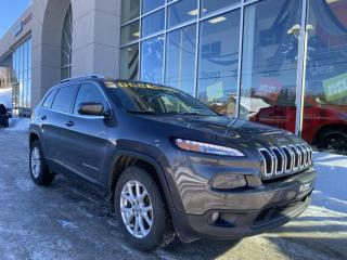 Used 2017 Jeep Cherokee NORTH ,4X4 , ÉCRAN 8.4' , ENS. REMORQUAG for sale in Ste-Agathe-des-Monts, QC