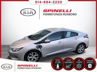 Used 2017 Chevrolet Volt Premier VOLT for sale in Montréal, QC