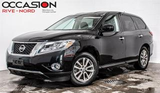 Used 2016 Nissan Pathfinder S MAGS+BLUETOOTH+AIR.CLIMATISÉ for sale in Boisbriand, QC