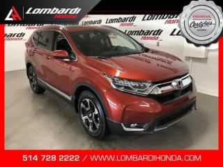 Used 2017 Honda CR-V TOURING|NAVI|CUIR|TOIT| for sale in Montréal, QC