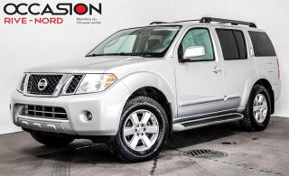 Used 2011 Nissan Pathfinder 4x4 7 Places SUPER PROPRE!!! for sale in Boisbriand, QC