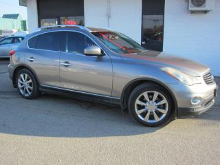 Used 2008 Infiniti EX35 $9,995+HST+LIC FEE / CLEAN CARFAX / CERTIFIED / ALL WHEEL DRIVE for sale in North York, ON