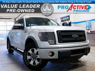 Used 2013 Ford F-150 FX4 for sale in Kindersley, SK