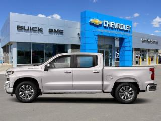 New 2021 Chevrolet Silverado 1500 Custom Trail Boss for sale in Kindersley, SK