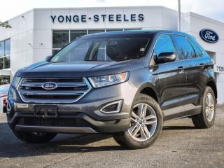 Used 2017 Ford Edge SEL for sale in Thornhill, ON