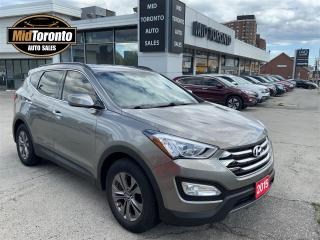 Used 2015 Hyundai Santa Fe Sport 2.4 AWD PREMIUM    DEALER SERVICED   NO ACCIDENTS   2 SETS OF TIRES AND WHEELS for sale in North York, ON