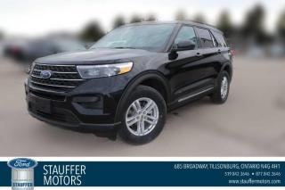 New 2021 Ford Explorer XLT for sale in Tillsonburg, ON