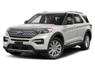 New 2021 Ford Explorer XLT for sale in Woodstock, NB