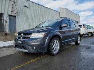 Used 2015 Dodge Journey AWD R/T *CUIR*BT*7 PASSAGERS* ++ for sale in St-Jérôme, QC