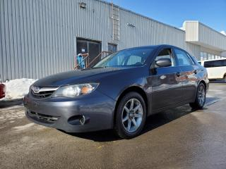Used 2011 Subaru Impreza SPORT PKG *BLUETOOTH*A/C*CRUISE* 58$/SEM for sale in St-Jérôme, QC
