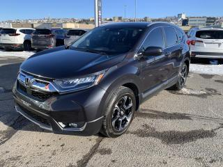 Used 2018 Honda CR-V Touring Traction intégrale for sale in Rivière-Du-Loup, QC