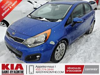 Used 2013 Kia Rio 5 EX ** TOIT OUVRANT / MAGS for sale in St-Hyacinthe, QC