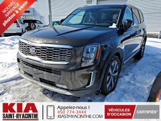 Used 2020 Kia Telluride ** EN ATTENTE D'APPROBATION ** for sale in St-Hyacinthe, QC