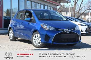 Used 2017 Toyota Yaris LE HB for sale in Pointe-Claire, QC