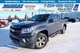 Used 2019 Chevrolet Colorado *Heated Leather Seats*Remote Start* Heated Steering* TowPkg*Apple Carplay*Backup Cam* for sale in Brandon, MB