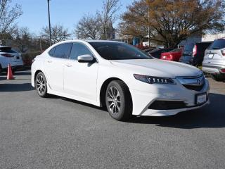 Used 2016 Acura TLX 2.4L P-AWS w/Tech Pkg for sale in Richmond, BC