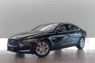 Used 2018 Jaguar XF 35t 3.0L AWD Premium for sale in Langley City, BC