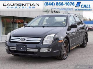 Used 2007 Ford Fusion SEL for sale in Sudbury, ON