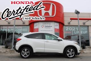 Used 2018 Honda HR-V EX - HONDA CERTIFIED - RATES STARTING @ 3.69% OAC - for sale in Sudbury, ON