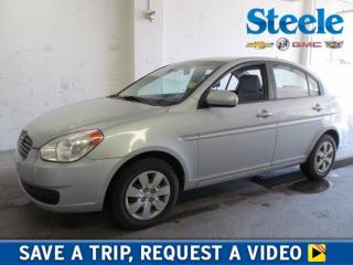 Used 2010 Hyundai Accent GL for sale in Dartmouth, NS