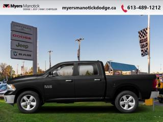 New 2021 RAM 1500 Classic - $294 B/W for sale in Ottawa, ON