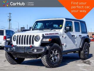 New 2021 Jeep Wrangler Unlimited Rubicon for sale in Bolton, ON