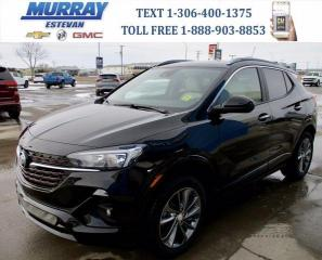 New 2021 Buick Encore GX Select AWD/HEATED SEATS/REMOTE START/WIRELESS APPLE CARPLAY for sale in Estevan, SK