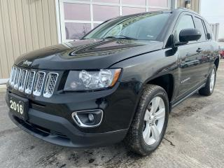 Used 2016 Jeep Compass High Altitude for sale in Tilbury, ON