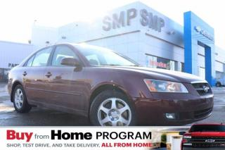 Used 2007 Hyundai Sonata GL- for sale in Saskatoon, SK