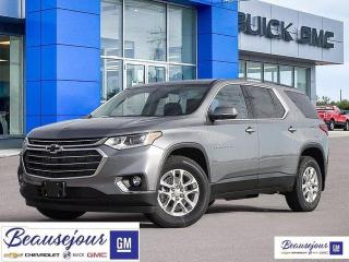 New 2021 Chevrolet Traverse LT AWD for sale in Beausejour, MB