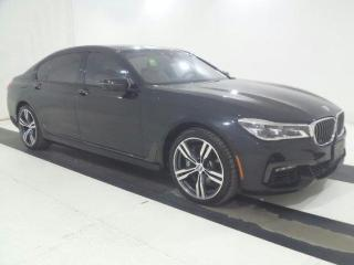 Used 2016 BMW 7 Series 750Li xDrive for sale in Barrie, ON