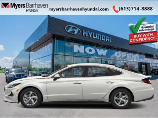 New 2021 Hyundai Sonata 1.6T Sport  - Sunroof -  Heated Seats - $198 B/W for sale in Nepean, ON