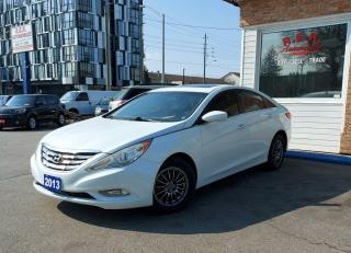 Used 2013 Hyundai Sonata GLS for sale in Oshawa, ON