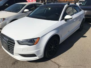 Used 2016 Audi A3 2.0T Komfort for sale in Mississauga, ON