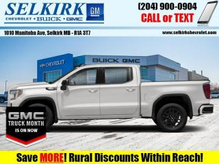 New 2021 GMC Sierra 1500 ELEVATION for sale in Selkirk, MB